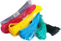 Шнур хозяйственный цветной 10м тонкий*400