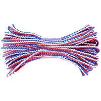 Шнур хозяйственный цветной 10м толстый*300
