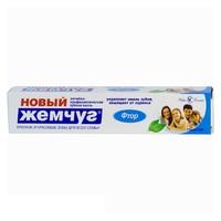 Зубная паста Новый Жемчуг 100мл Фтор*4