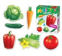 """Макси-пазлы """"Овощи"""""""