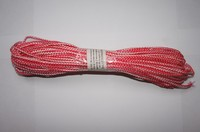 Шнур хозяйственный цветной тонкий 20м*200