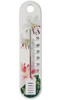 Термометр комнатный Цветок в блистере ТК-3