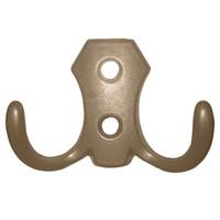 Крючок мебельный малый бронзовый металлик КМ-2 г.Саратов