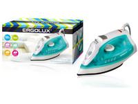 ERGOLUX ELX-SI01-C40 аквамарин (паровой электр. утюг, тефлон, 1600Вт, 220-240В)
