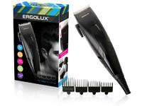 ERGOLUX ELX-HC01-C48 черный (машинка для стрижки волос, 15Вт, 220-240В)