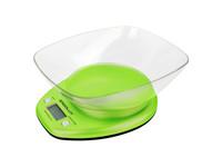ERGOLUX ELX-SK04-C16 салатовые (весы кухонные до 5 кг со съемной чашей)