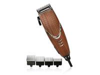 ERGOLUX ELX-HC02-C10 коричн.дерево (машинка для стрижки волос, 10Вт, 220-240В)