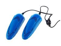 ERGOLUX ELX-SD02-C06 синяя (электрическая сушилка для  обуви 10 Вт, 220-240 В)