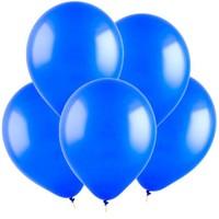 """Шар латексный 12"""" Цвет Синий, пастель"""