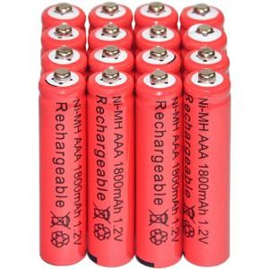 Аккумуляторы Ni-MH никель-металлогидр АА 1,2В 4300мАч*4 - купить заказать цена фото