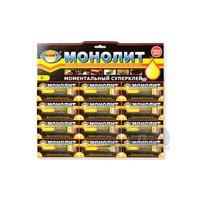 Клей Супер Монолит VIOR 3 гр цена за 1шт!!!*12/288