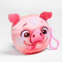 Детский кошелек Свинка 9*9см