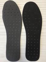 Стельки для обуви летние ЧЕРНАЯ 36-48*2000