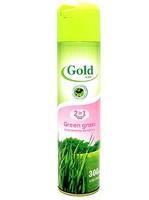 Освежитель возд GOLD WIND Зеленая трава