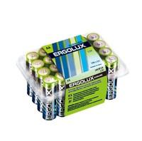 Батарейки Ergolux LR06*24
