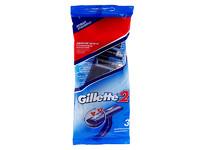 Станок GILLETTE 2 (3шт) пакет 2691*40