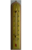 Термометр для помещений Офисный ТБ-207 в блистере