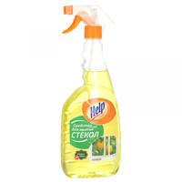 Средство д/мытья стекол ХЭЛП 750мл лимон курок