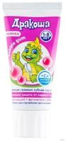 Зубная паста-гель ДРАКОША Бабл Гам 60мл