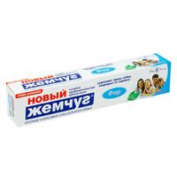 Зубная паста Новый Жемчуг фтор 75мл*36