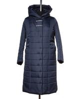 Эдда куртка зимняя (Синяя)