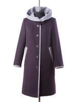 Линси демисезонное пальто