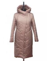Элла куртка зимняя (Бежевая)