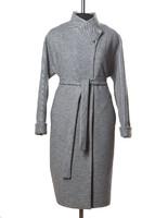 Бажена демисезонное пальто (серый)