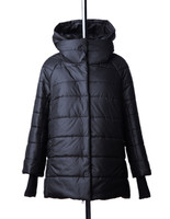 Тина демисезонная куртка (Черная)