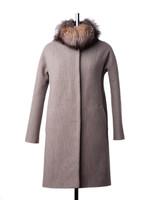Лиана зимнее пальто (Кофе)