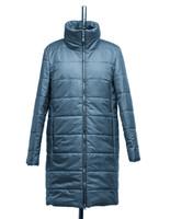 Амина куртка (Серо-Голубая)