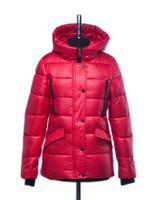 Холли демисезонная куртка (Красная)