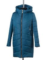 Лина куртка зимняя (Морская волна)