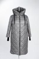 Санта куртка зимняя (Серая)