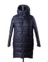 Лилия зимняя куртка (Синяя)
