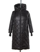 Санта куртка зимняя (Черная)