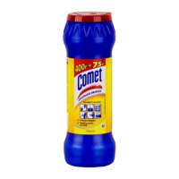 Средство д/мытья посуды КОМЕТ Лимон банка 475гр*10