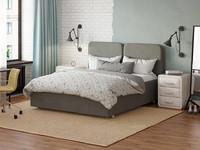 Кровать Plain Large