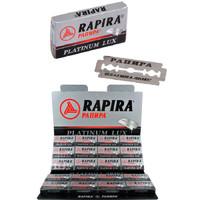 Лезвие Rapira Platinum lux карта №657 за 1шт!!!*20